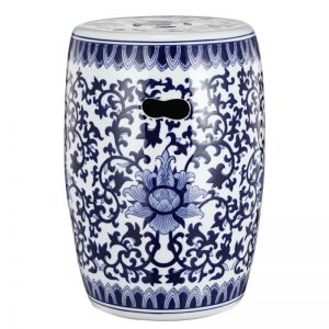 Ming Decorator Ceramic Stool