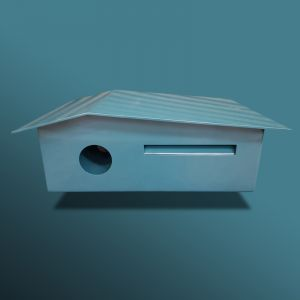 Mini House | Custom Letterbox | by Lump Sculpture Studio