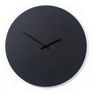 Minimal Clock Black