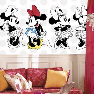 Minnie Rocks the Dots | Wallpaper Mural