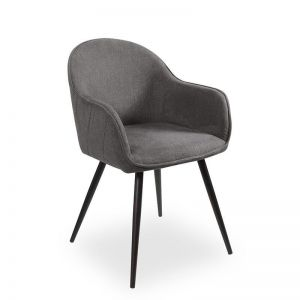 Minto Arm Chair | Grey