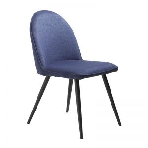 Minto Dining Chair | Blue