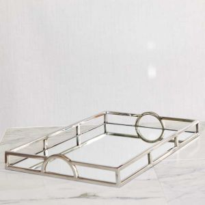 Mirror Tray Rectangle Small