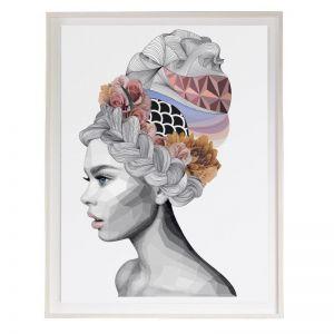 Miss Willow | Unframed Print by Brent Rosenberg