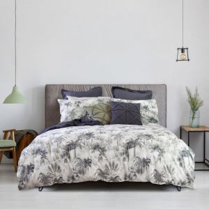 Mist Grey Quilt Cover Set | Various Sizes | Jamie Durie By Ardor