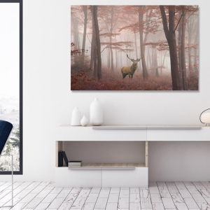 Misty Forest | Canvas Artwork | Various Sizes