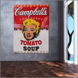 Mixed Mash Soup by Franko | Original Artwork | Art Lovers Australia