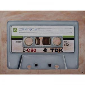 Mixed Tape Vol 2 by Damien Venditti | Original Artwork | Art Lovers Australia
