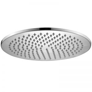 Mizu Drift Brass Overhead Shower Brushed Nickel