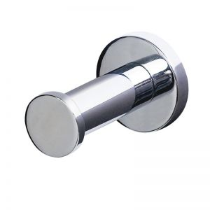 Mizu Drift Robe Hook Chrome