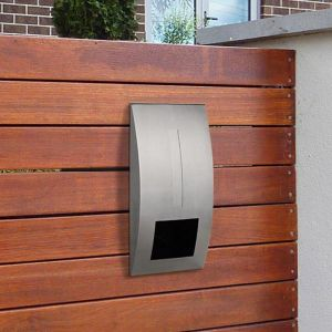 Modena Fence Letterbox
