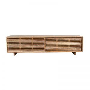Modern Entertainment Unit | | 2 Door | Solid Wood | 180cm
