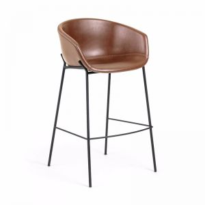Modine Bench Barstool | Rust | CLU Living