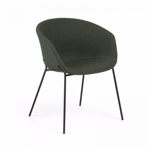Modine Dining Chair | Hunter Green | CLU Living