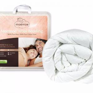Moemoe 100% NZ Wool Duvet Inner | Warm Weight