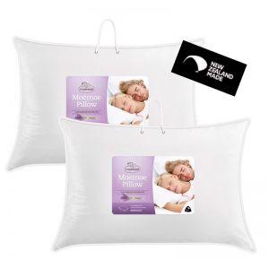 Moemoe Premium Lavender Scented Pillow 2 Pack, 74x48cm