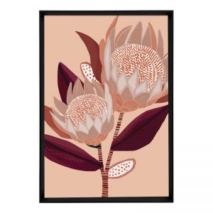 Mojo Petals | Framed Art Print