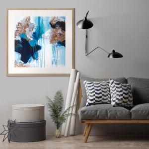 Mojo Risen 2 | Julie Ahmad | Canvas or Print by Artist Lane