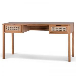 Molina Home Office Desk | Natural | 1.41m