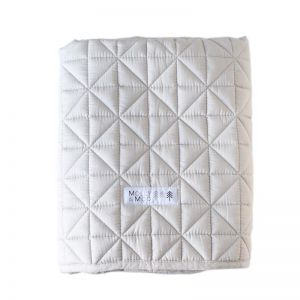 Molly & Moo Quilted Play Blanket | Grey