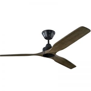 Monaco Timber Fan | Ash-Grey
