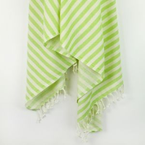 Monaco Turkish Towel | Various Colours | Lime