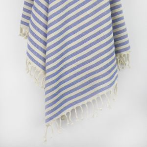 Monaco Turkish Towel | Various Colours | Sailor Blue