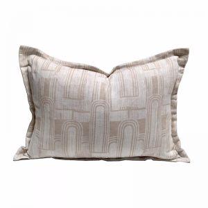 Monolithic Cushion   Linen