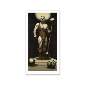 Monsieur Henri | Limited Edition Print by Gill Del-Mace