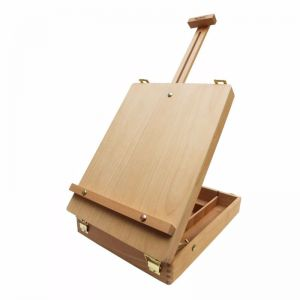 Mont Marte Desk Easel | Medium Tabletop Box Style
