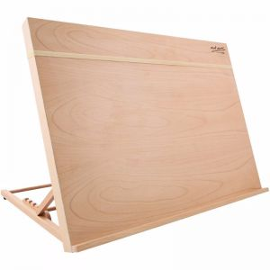 Mont Marte Drawing Board Easel | Elastic Band | A3