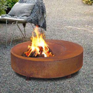 Montana 80 Rust Fire Pit