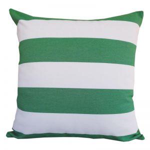 Monte Carlo (Green) | Sunbrella Fade and Water Resistant Outdoor Cushion