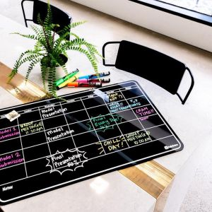 Monthly Wall Planner Small by Daily Orders