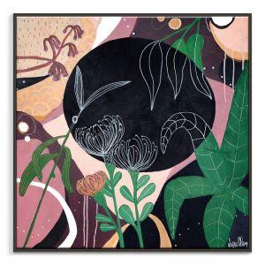 Moon Shadow   Lizzie Alsop   Canvas or Print by Artist Lane