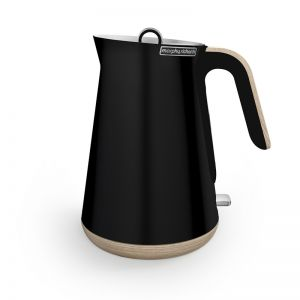Morphy Richards Scandi Aspects Wood Kettle | Black