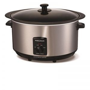 "Morphy Richards ""Sear & Stew"" Slow Cooker 