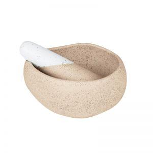 Mortar and Pestle | White | Garden To Table