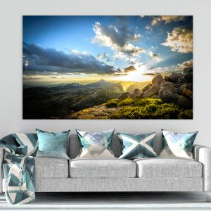 Mount Buffalo Sunset | Australian Landscapes | Limited Edition Photographic Print or Canvas