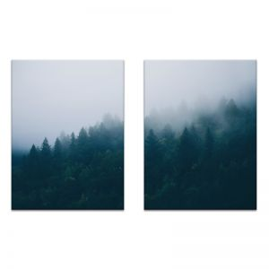 Mountain Forest | Canvas or Print by Photographers Lane