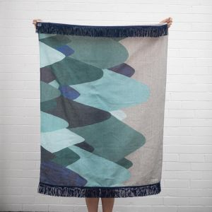 Mountains Throw I Jak & Co Design