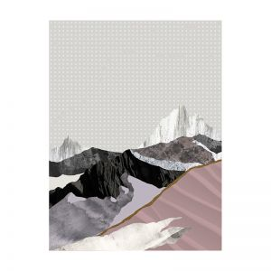 Moving Mountains II   Canvas Print