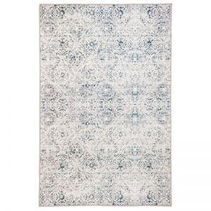 Mozaic Tiles Grey Designer Rug