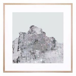 Mt SM | Framed Print by United Interiors & Alisa and Lysandra