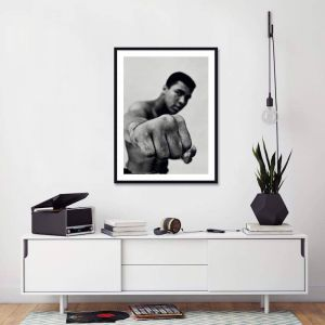 Muhammad Ali The Fist | Unframed Art Print