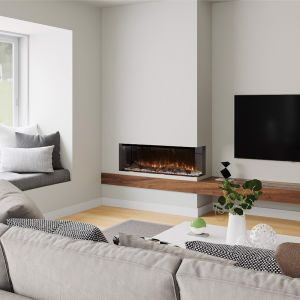Multi49 Electric Fireplace | Landscape, Corner, or 3 Sided Fireplace