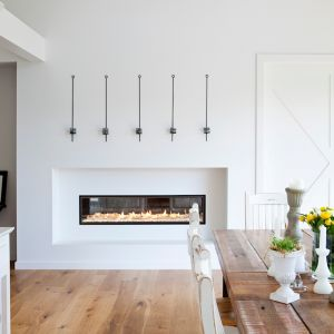 Multiroom Gas Fireplaces | DX Series | DX1500 Double Sided