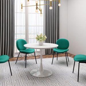 Murray Emerald | Jana White 5 Piece Dining Set