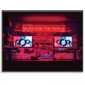 Music   Canvas or Print by Artist Lane