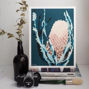 My Everything | Paper Print by Anya Brock